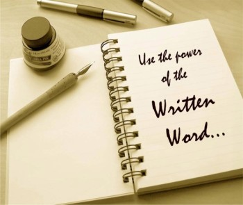 power-of-the-written-word